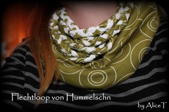 Produktfoto für Schnittmuster Hummelschn Flechtloop von Hummelschn