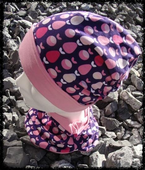 Produktfoto für Schnittmuster Halssocke von olilu