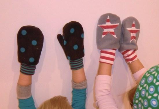Foto zu Schnittmuster Handschuhe zum Wenden von Leni Pepunkt