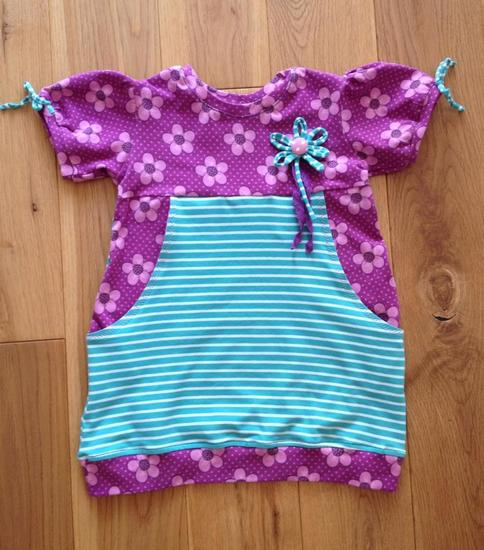 Produktfoto für Schnittmuster Happy Sweet Dress von Happy Pearl