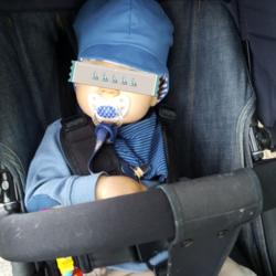 Foto zu Schnittmuster Schicker Schutz - Schirmmütze zum Binden von klimperklein