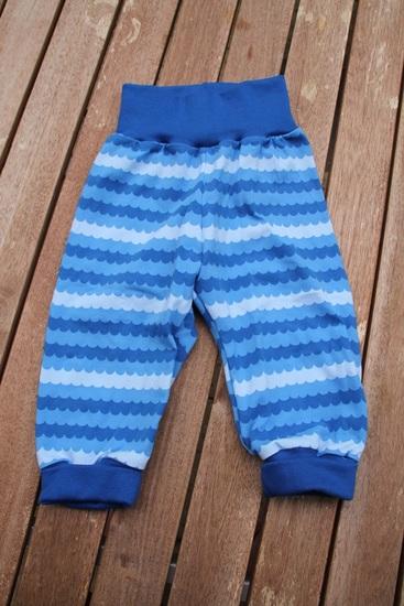 Produktfoto für Schnittmuster Babyhose von klimperklein