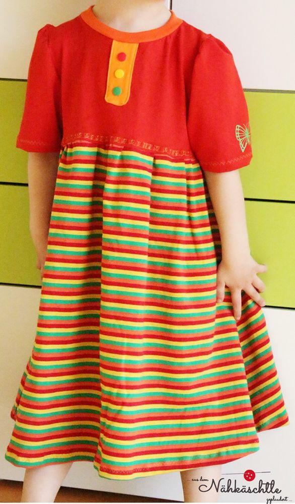 Foto zu Schnittmuster Prinzessinnenkleid von Anni Nanni