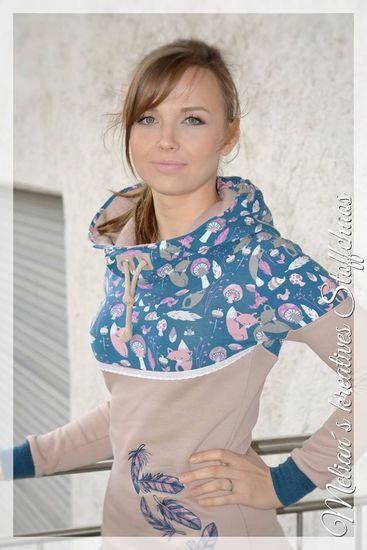 Foto zu Schnittmuster Missy von Melian's kreatives Stoffchaos