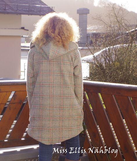 Produktfoto für Schnittmuster Wintertraum Lady von M.B.Work's