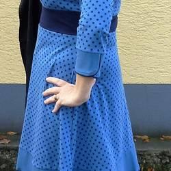 Foto zu Schnittmuster Rain-Day Dress von Paulina näht