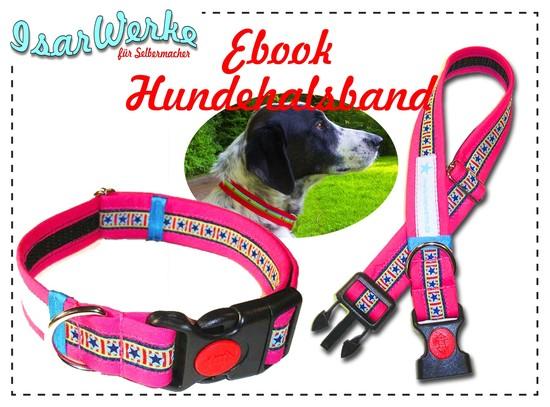 Foto zu Schnittmuster Hundehalsband von IsarWerke