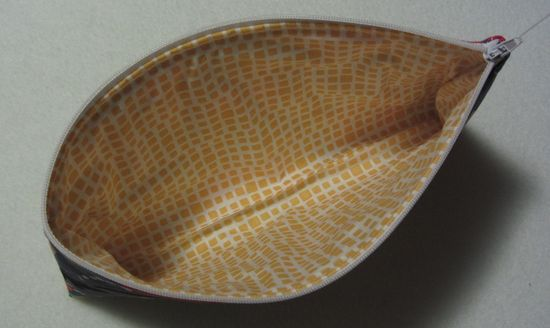 Produktfoto für Schnittmuster Endlosreißverschluss-Tasche von stoffbreite