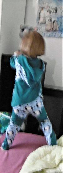 Produktfoto für Schnittmuster Bobo's Skinny Snakestripes von PhiBobo's Zaubernadel
