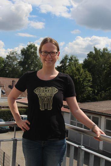 Schnittmuster Liv von pattydoo als e-book, Papierschnitt für Damen in Kategorie Oberteil