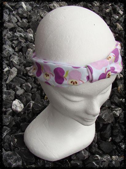 Foto zu Schnittmuster Haarband von Erbsenprinzessin