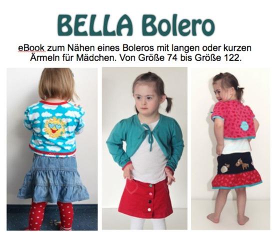 Produktfoto für Schnittmuster Bella von Bunte Knete von Frl. Päng