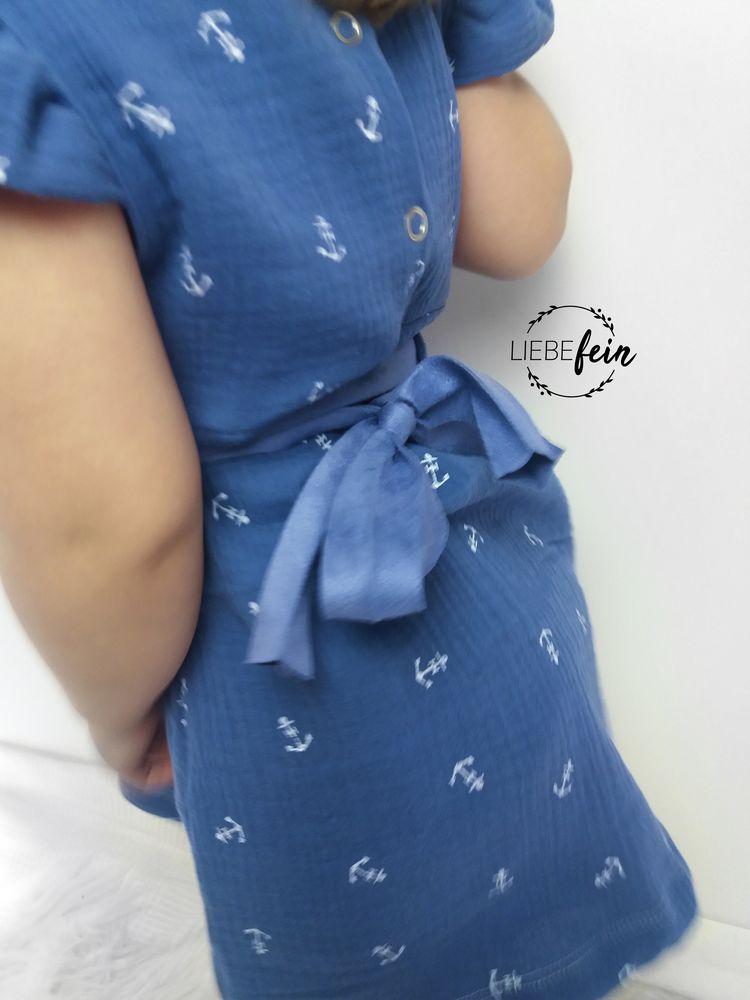 Foto zu Schnittmuster Kleid Alwa von Bunte Nähigkeiten