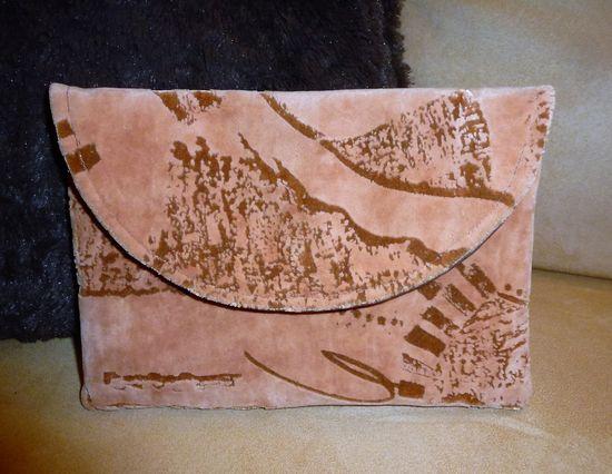 Produktfoto für Schnittmuster Matrossel Clutch von Die wilde Matrossel