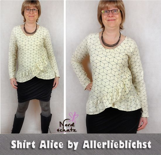 Shirt alice 06 logo