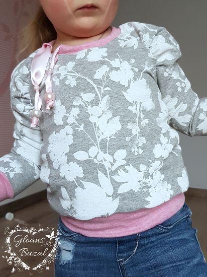 Produktfoto für Schnittmuster Pullover/Kleid #Eve Kids von Laneli
