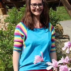 Foto zu Schnittmuster Fledermausshirt MissFlügelchen von Nähcram