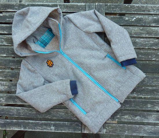 Produktfoto für Schnittmuster Jacke von klimperklein
