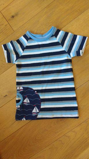 Foto zu Schnittmuster Babyshirt Pilvi von Näähglück - by Sophie Kääriäinen