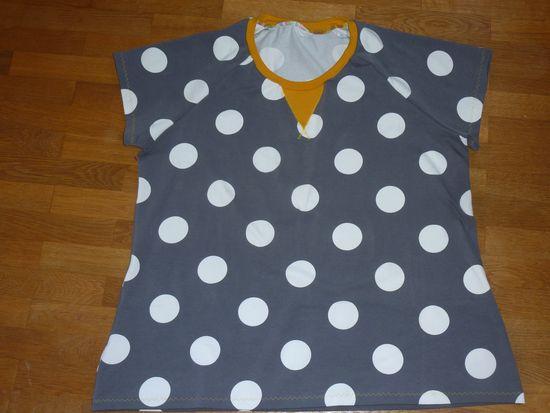 Schnittmuster RAGLAN.shirt4us von Leni Pepunkt als e-book, Papierschnitt für Damen in den Kategorien Kleid, Oberteil
