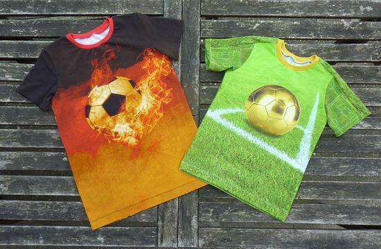 Produktfoto für Schnittmuster Shirt n Short von Muhküfchen Design
