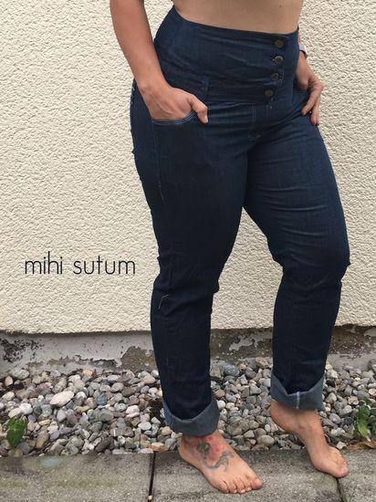 Sewera skinny jeans ganz