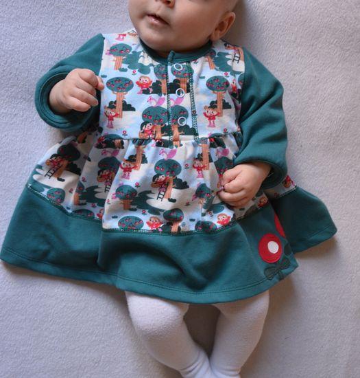 Foto zu Schnittmuster #04 Russian Doll von Ottobre Design