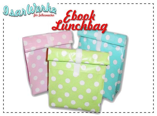 Foto zu Schnittmuster Lunchbag von IsarWerke