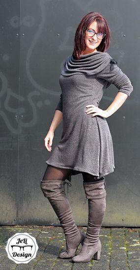 Produktfoto für Schnittmuster Jolie von TINALisa Schnittdesign