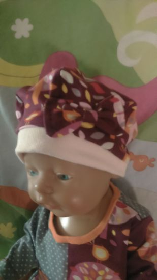 Foto zu Schnittmuster Puppenlilou von rosarosa