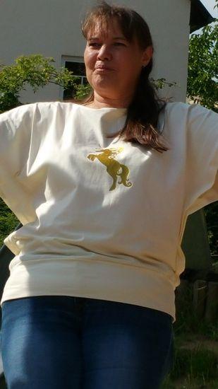 Produktfoto für Schnittmuster Oversize Shirt Sanne von JaJuMi-Handmade