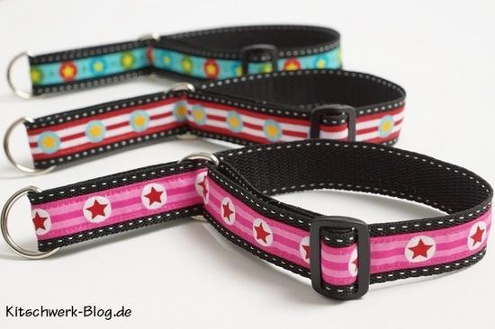 Foto zu Schnittmuster Hundehalsbänder von Kitschwerk