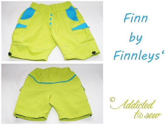Produktfoto für Schnittmuster Finn von Finnleys