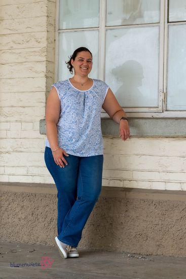 Produktfoto für Schnittmuster Lady Leana von mialuna