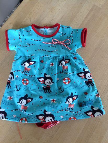 Kleid nahen baby
