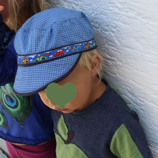 Produktfoto für Schnittmuster Lausbuben-Mütze von selbermacher123