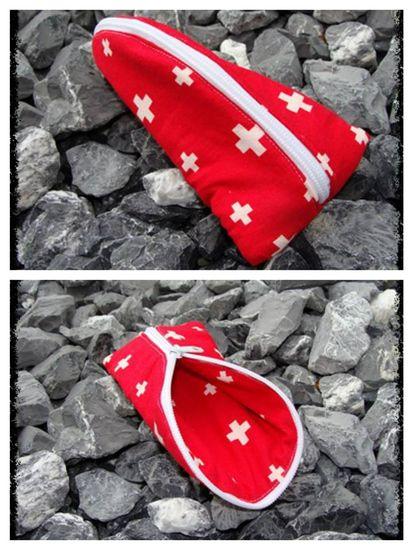 Produktfoto für Schnittmuster Mäppchen von Himbeerkamel