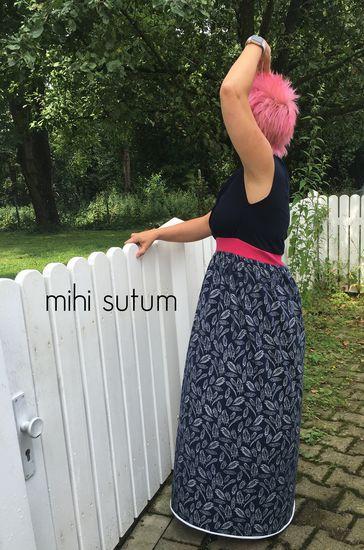 Produktfoto für Schnittmuster Bohemian Summer von lilabrombeerwölkchen