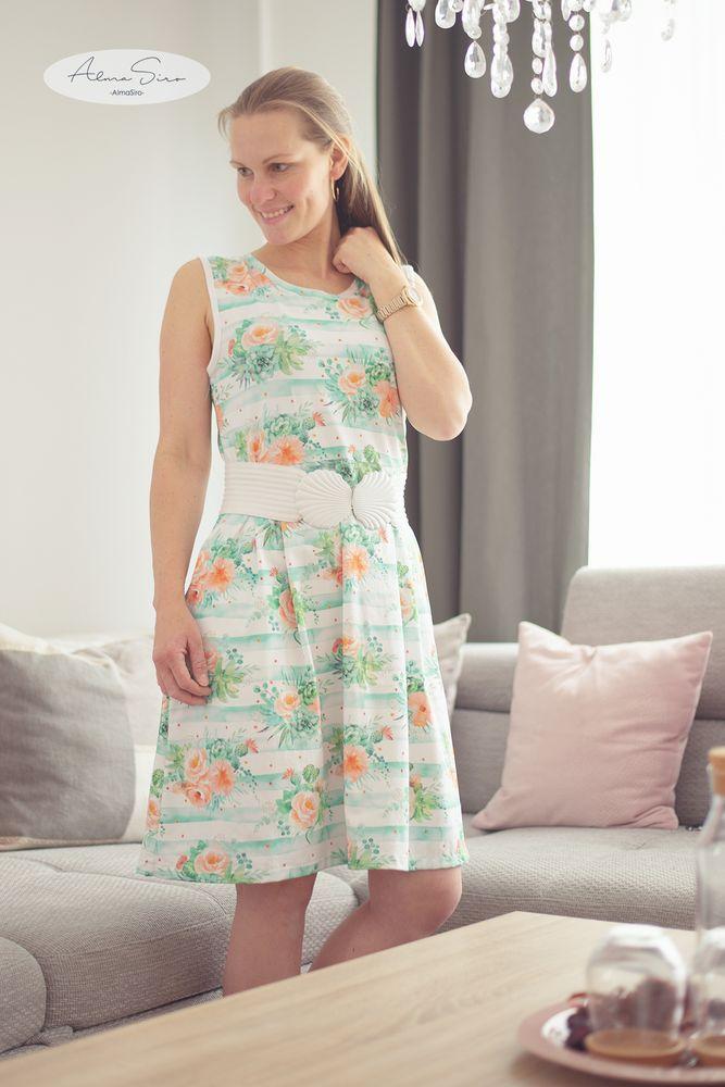 Foto zu Schnittmuster Retroliebe Jerseykleid von Nähkind