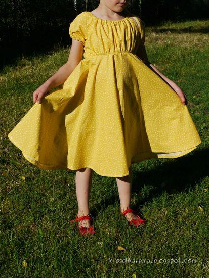 Foto zu Schnittmuster Fifties-Fever Dress von KillerTasche