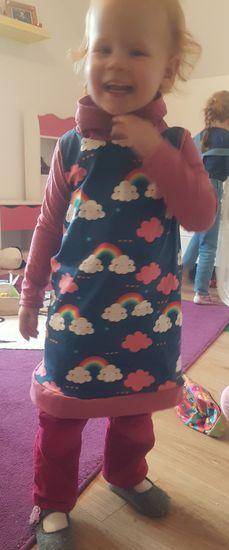 Produktfoto für Schnittmuster Little Sweat Dress von Lin-Kim