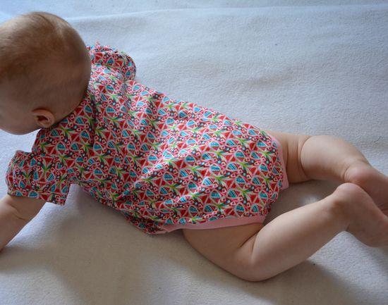 Foto zu Schnittmuster www-Body (WebWareWickelbody) von Erbsenprinzessin