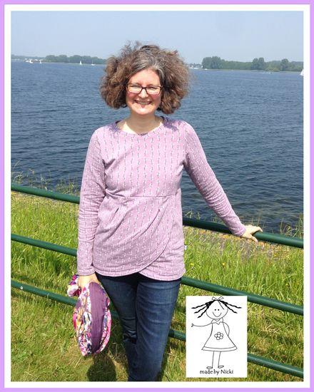Produktfoto für Schnittmuster Lana Erwachsene von Fadenkäfer