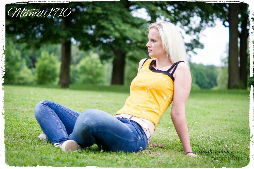 Foto zu Schnittmuster Shirt/Longshirt SummerPure von Mamili1910