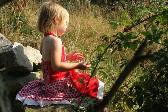Foto zu Schnittmuster Evelyn von (prinz)essin farbenfroh