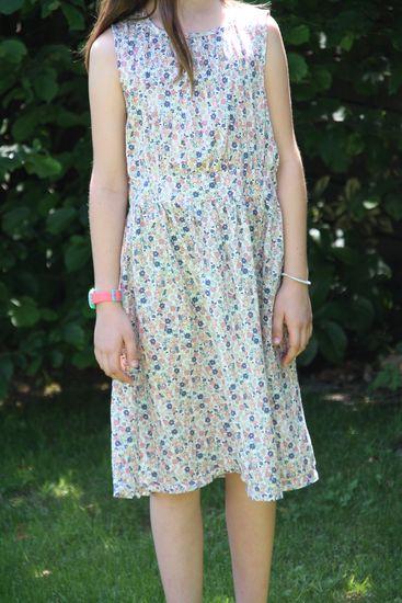 Foto zu Schnittmuster #35 Miss Meadow von Ottobre Design