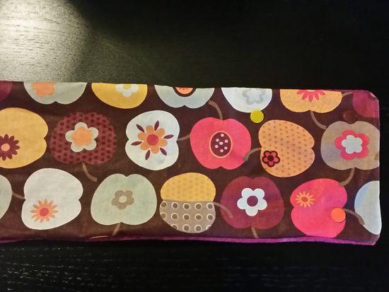 Produktfoto für Schnittmuster timtom No.7 Knopfschal (Charly) von timtom