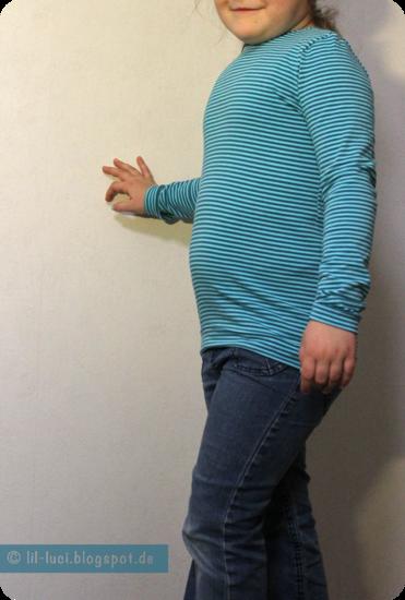 Foto zu Schnittmuster Slimfit-Shirts Hänsel & Gretel von Erbsenprinzessin