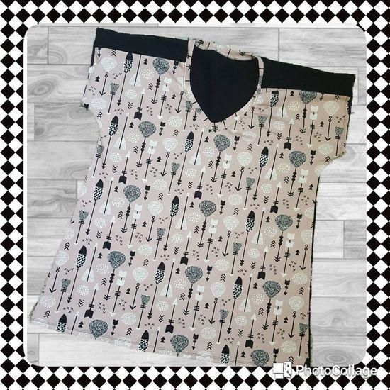 Produktfoto für Schnittmuster Shirt for me von Nähpuls