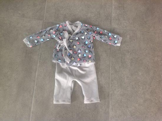 Foto zu Schnittmuster Babyset 10404 von minikrea